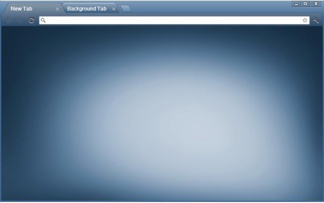 Blue Clean Chrome Theme | Chrome Themes