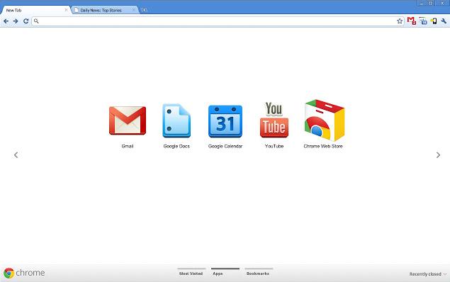 Classic Chrome Theme