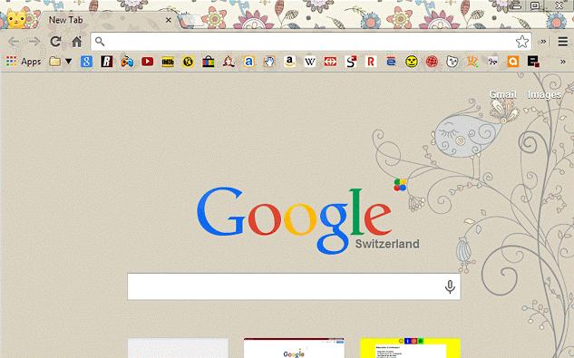 Doink Chrome Theme