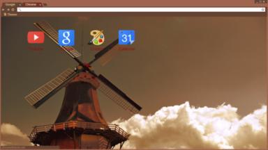 Windmill Chrome Theme