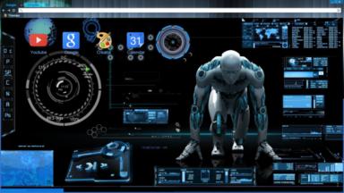 ErvinTech Chrome Theme
