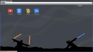 Jedi Chrome Theme