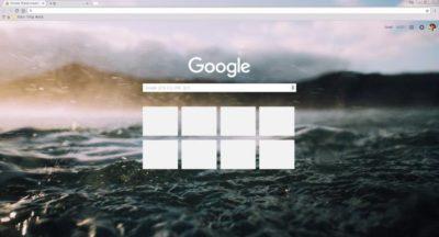 Wave 3 Chrome Theme