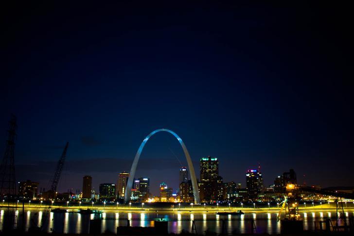 St Louis Chrome Theme