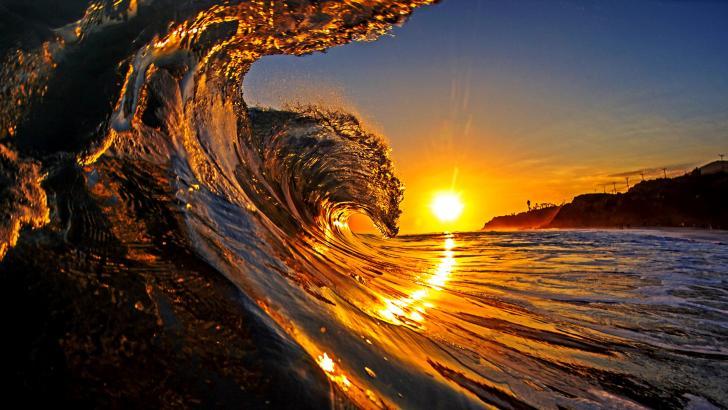 Wave Chrome Theme