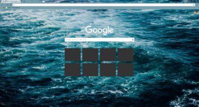Wave 5 Chrome Theme