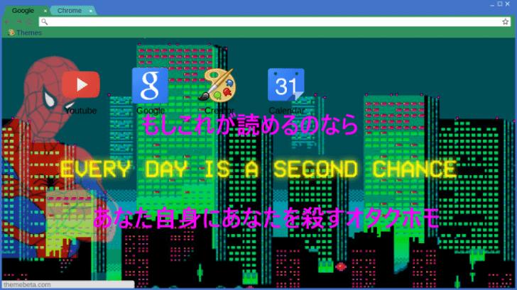 SpiDY Chrome Theme