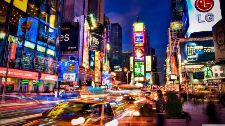 neon city Chrome Theme
