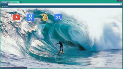 surf Chrome Theme