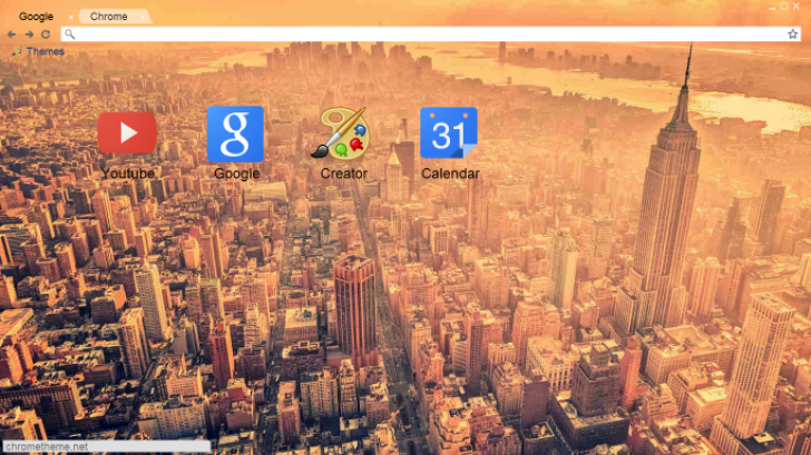 New York Chrome Theme