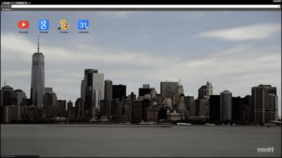 New York by marsini Chrome Theme